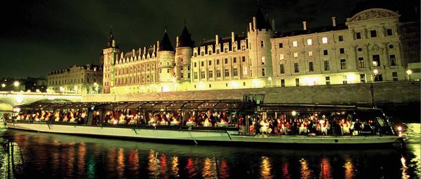 Bateau Diamant II Paris
