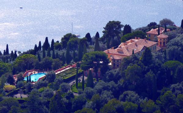 Villa Leopolda, Villefranche-sur-Mer France