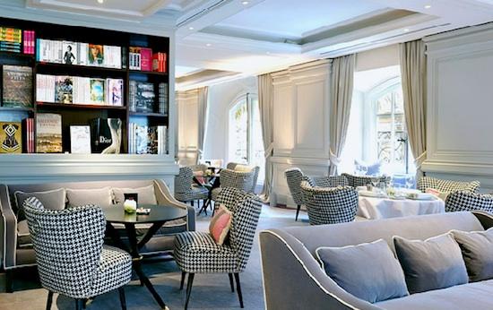 """""""Coffee Time"""" à l'Hôtel Vendôme"""