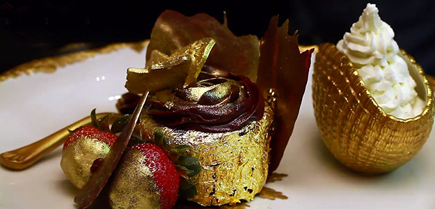 Cupcake Golden Phoenix