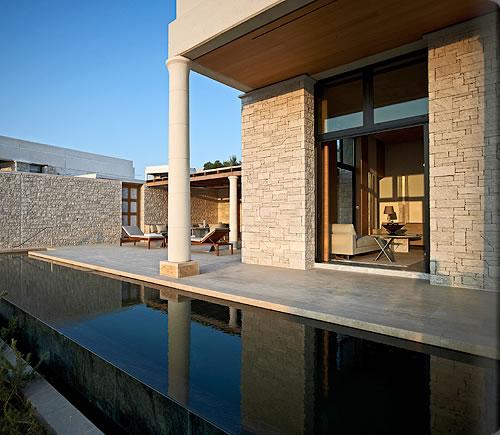 Pool Deluxe Pavillion Amanzo'e