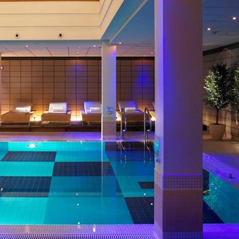 Spa & Piscine à l'hôtel Conrad Brussels