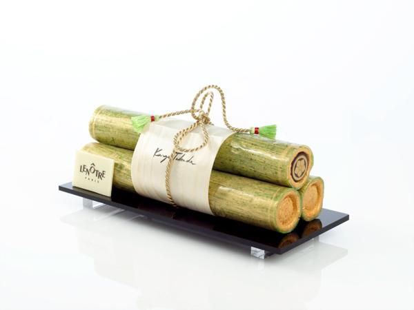 Bûche de Noëll par Kenzo