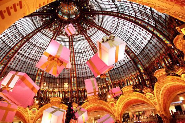 Le Dôme des Galeries Lafayette
