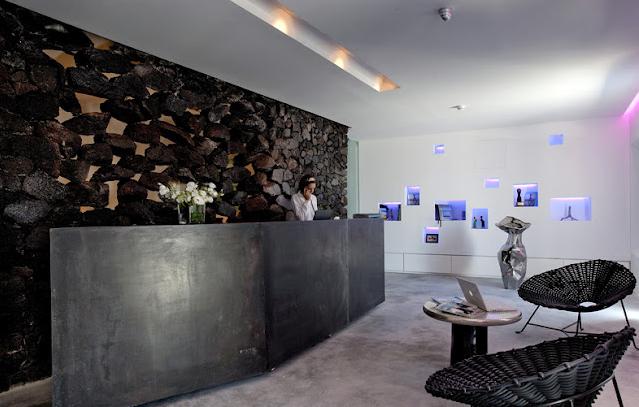 Hôtel GRACE Santorini Réception