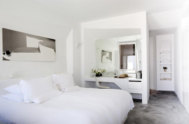 Hôtel GRACE Santorini Chambre Double