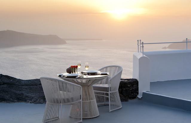 Hôtel GRACE Santorini Villa Sunset