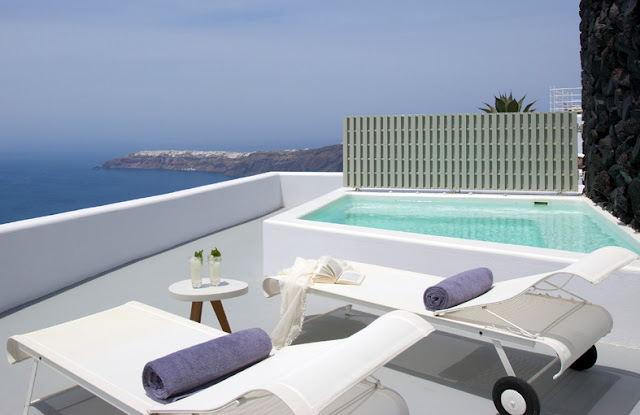 Hôtel GRACE Santorini Suite Terrasse