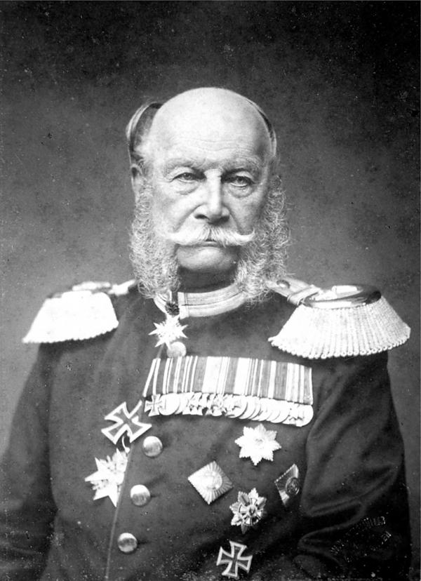 Guillaume 1er de Prusse
