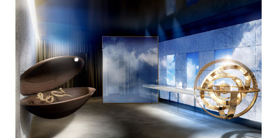 La salle de bains falaise de Bruno Moinard