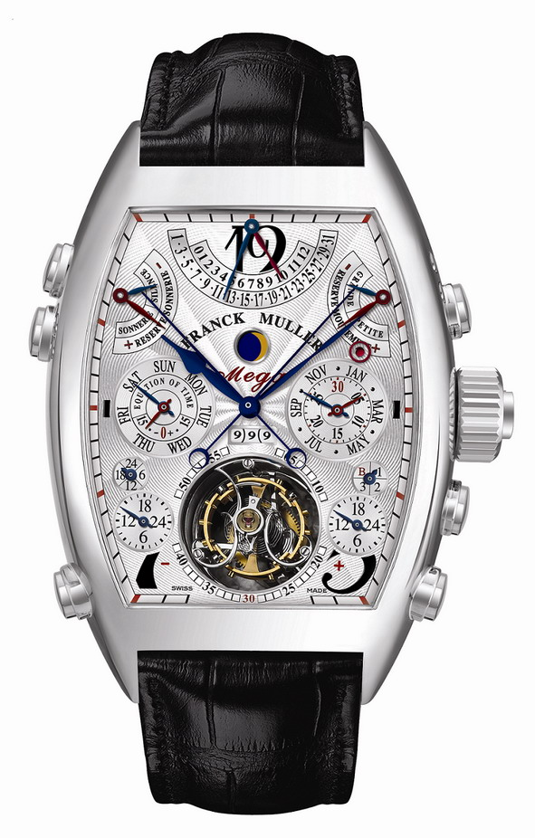 Franck Muller - The Aeternitas Mega