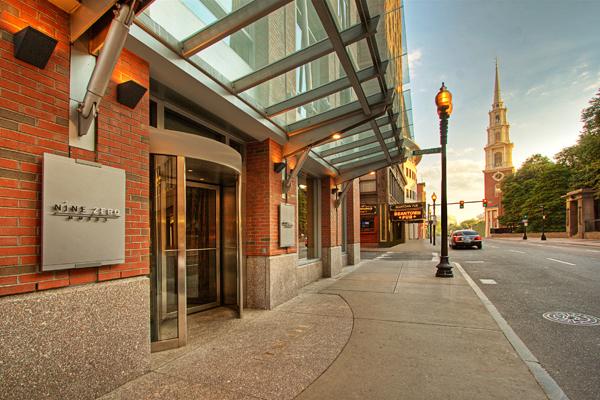 Hôtel Nine Zero Boston