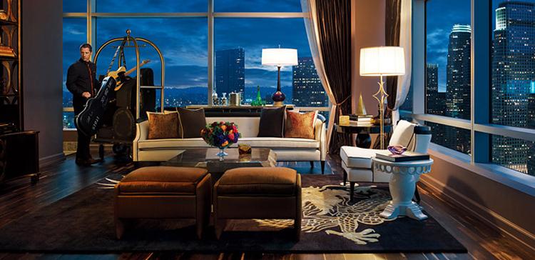 Résidences Ritz-Carlton a L.A Live