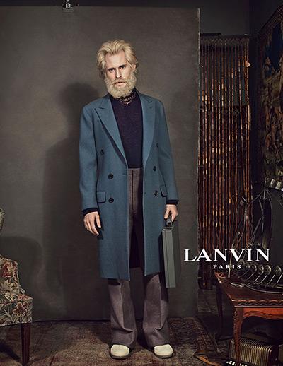 Lanvin Campagne hiver 2012