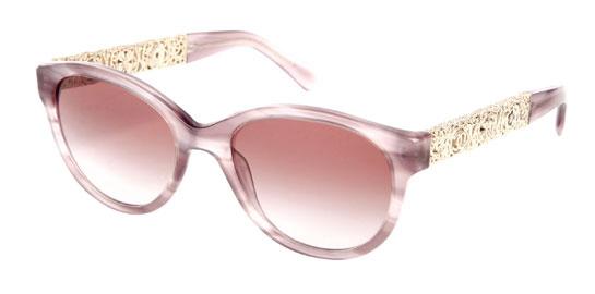 Les lunettes-bijoux de Chanel