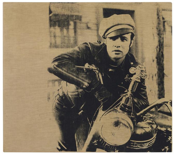 Warhol - Marlon Brando