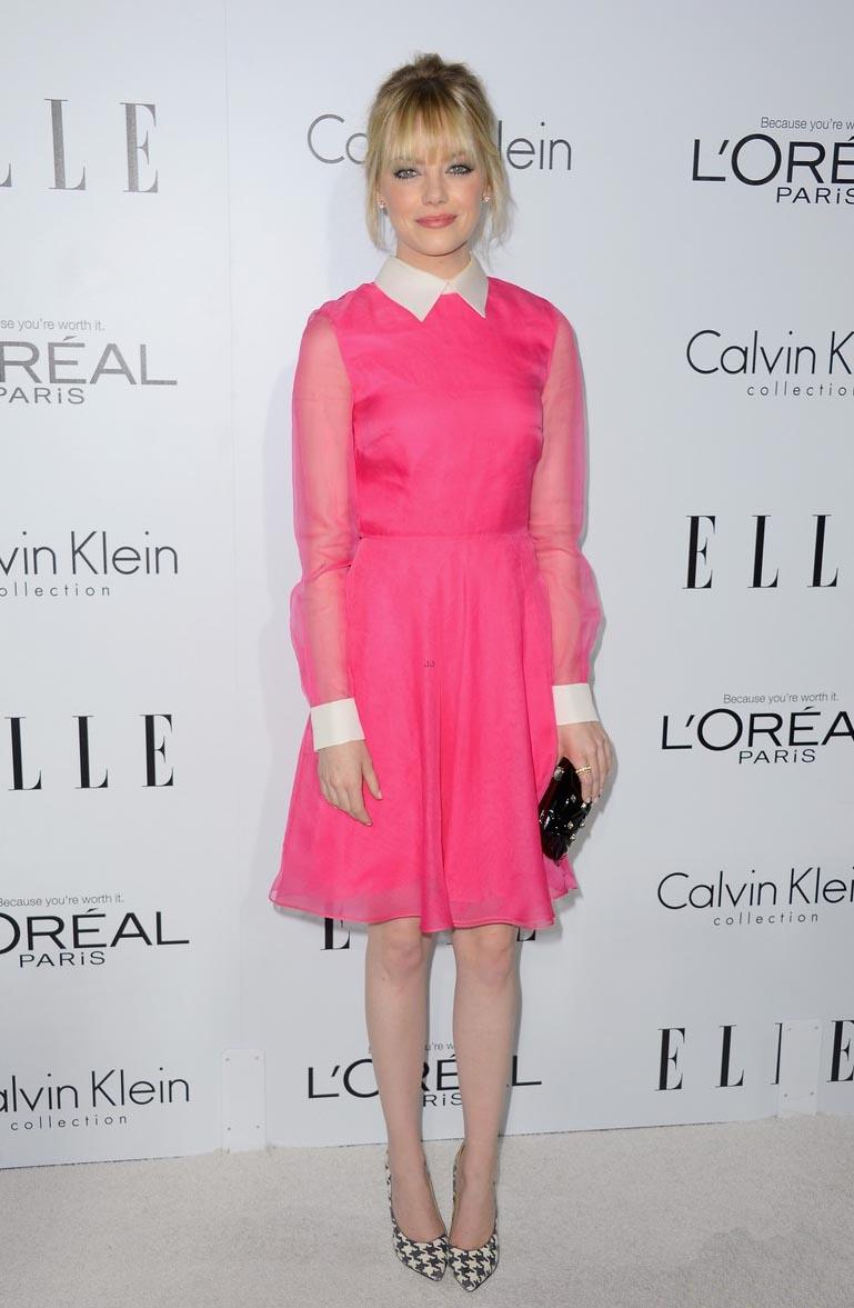 Emma Stone en Valentino