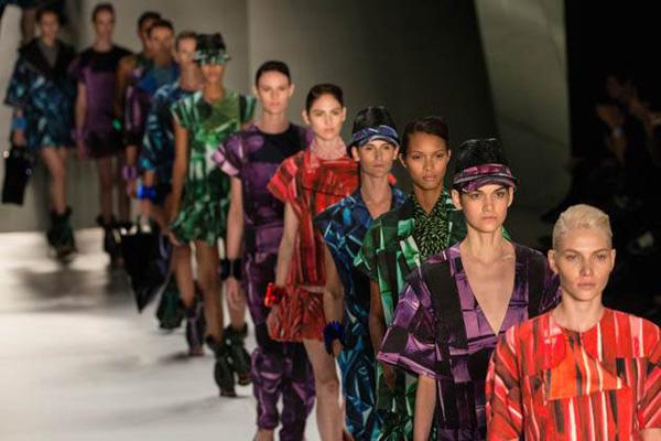 La semaine de la mode à Sao Paulo