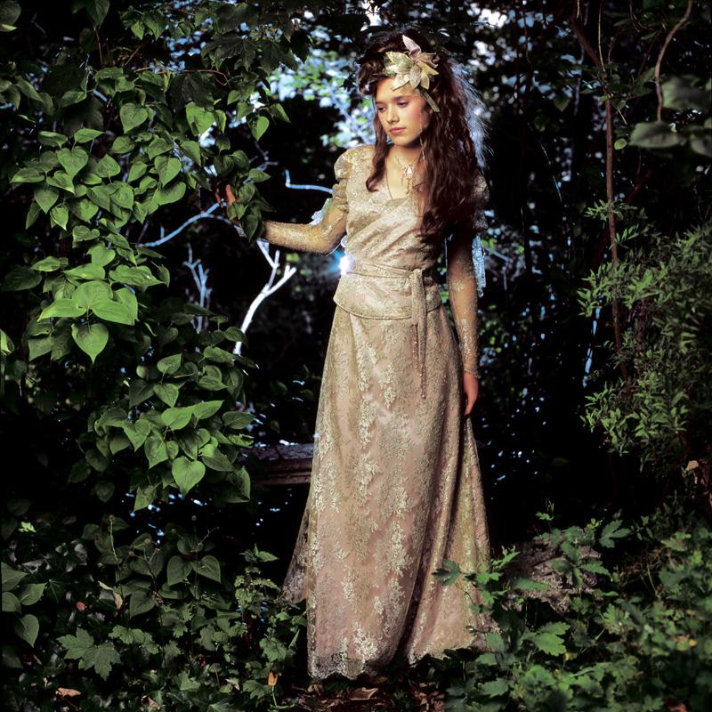 une robe Zélia