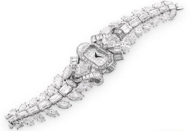 """La montre """"Snow White Princess Diamond Watch"""