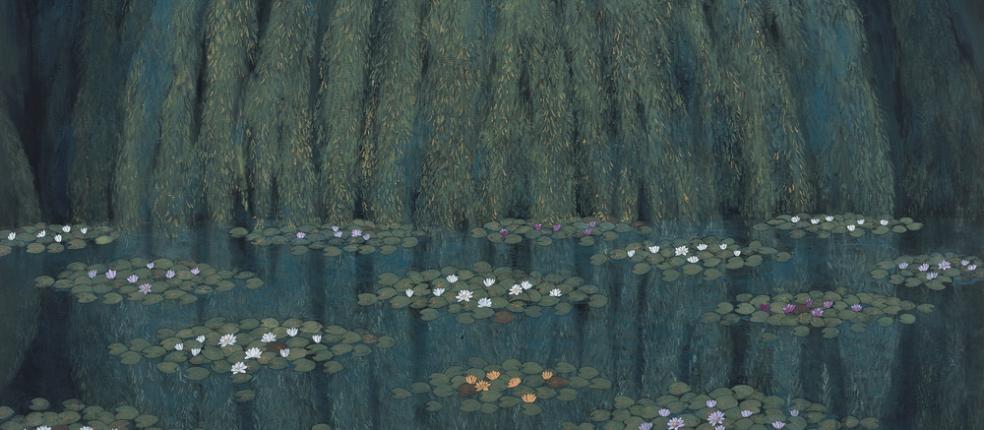 L'Étang aux nymphéas, 2011 Musée des impressionnismes Giverny