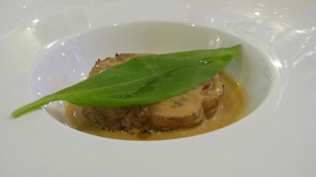 Restaurant les Coulisses VIntage Paris 9