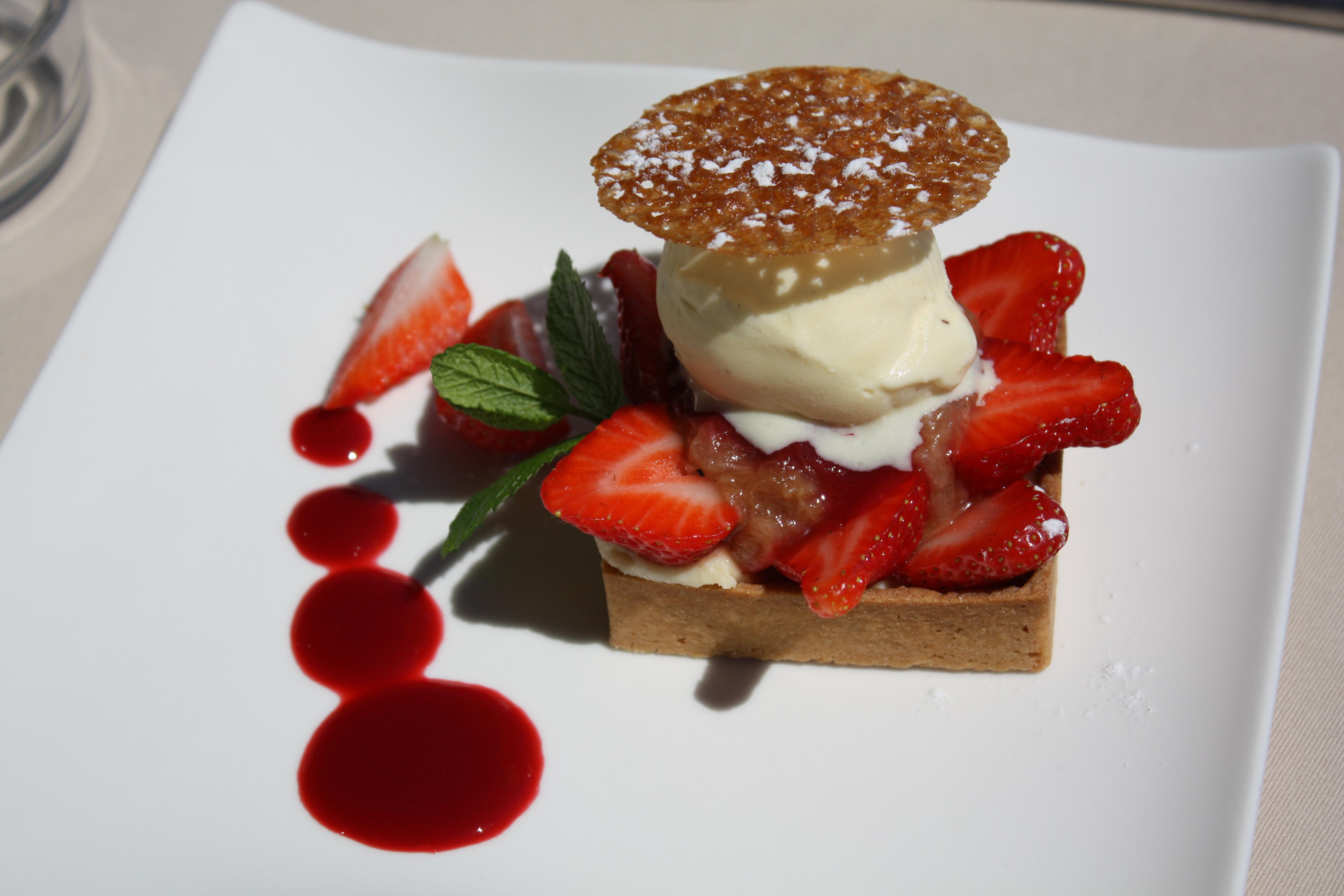 Dessert au Sol & Mar - Saint-Raphaël