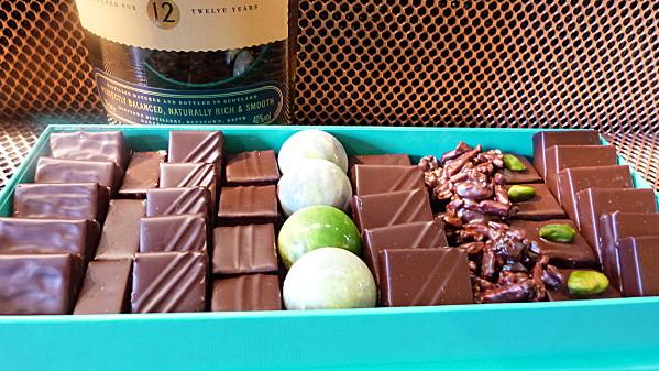 Chocolat Patrick Roger Place de la Madeleine