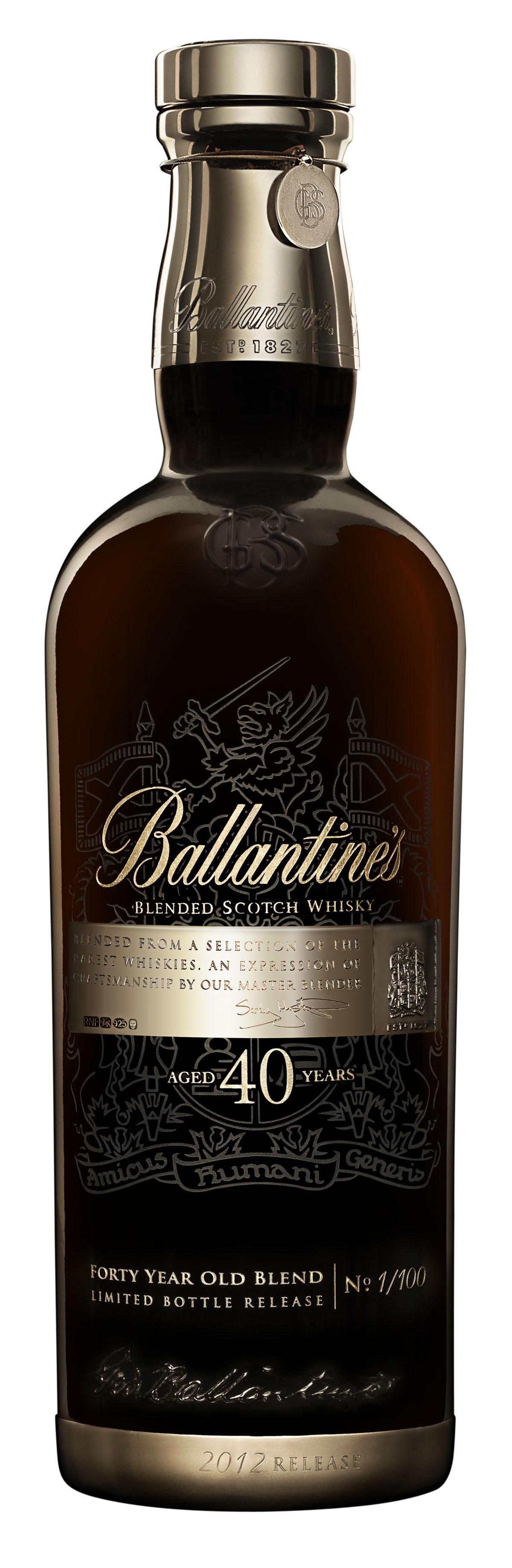 Ballantine's-40 ans