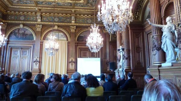 Conférence 3 Juin Hôtes Qualité Paris - Hotel de Ville de Paris