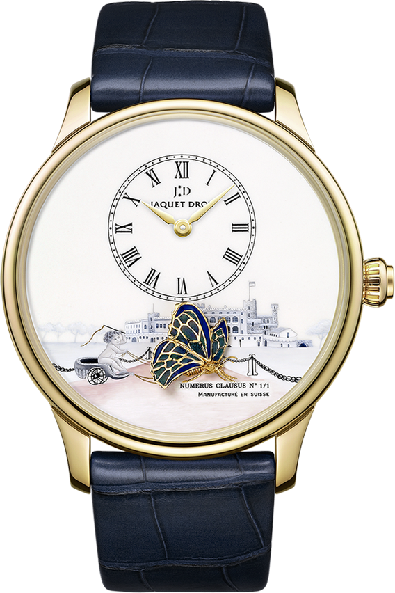 The Loving Butterfly - Jaquet Droz