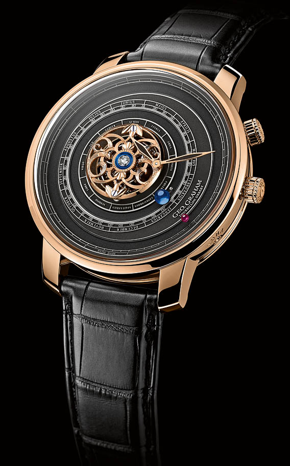 GEO.GRAHAM TOURBILLON ORRERY