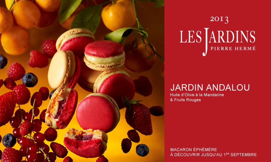 Macaron Andalou - Pierre Hermé