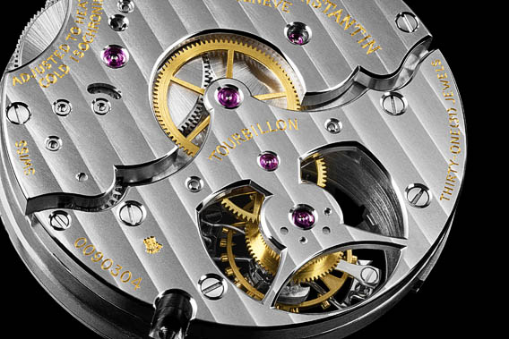 MOUVEMENT / TOURBILLON
