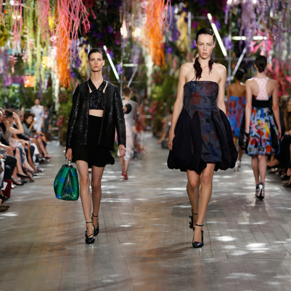 Christian Dior collection 2014