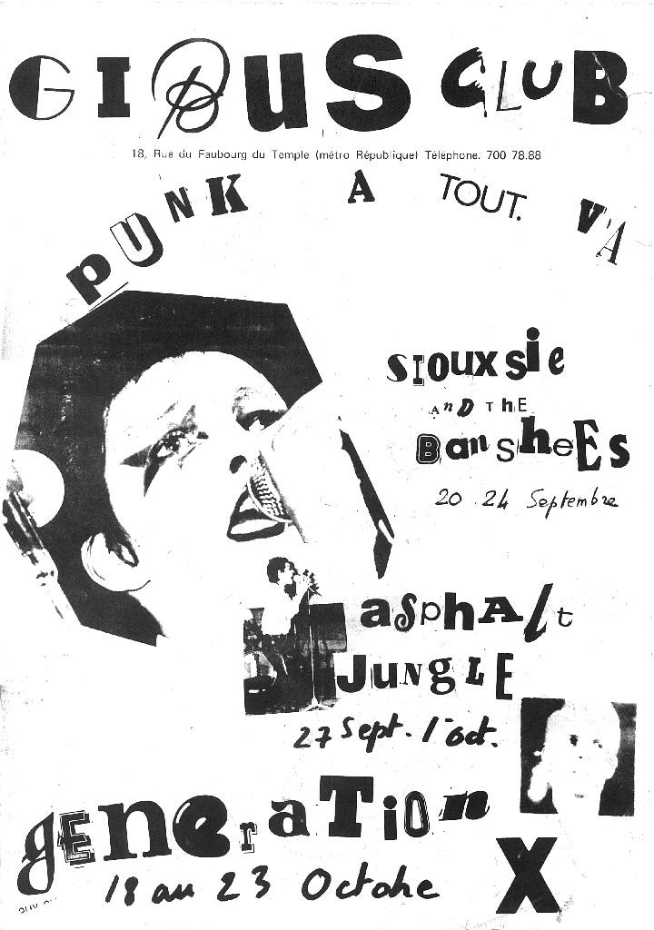exposition euro punk