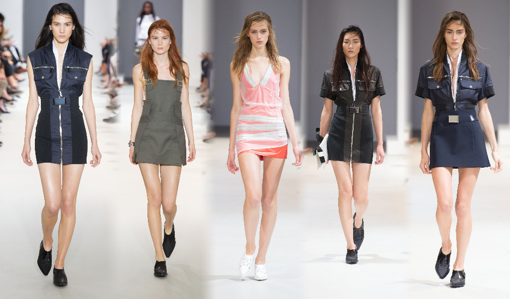 Paco Rabanne Womenswear Summer 2014 Ready To Wear Paris