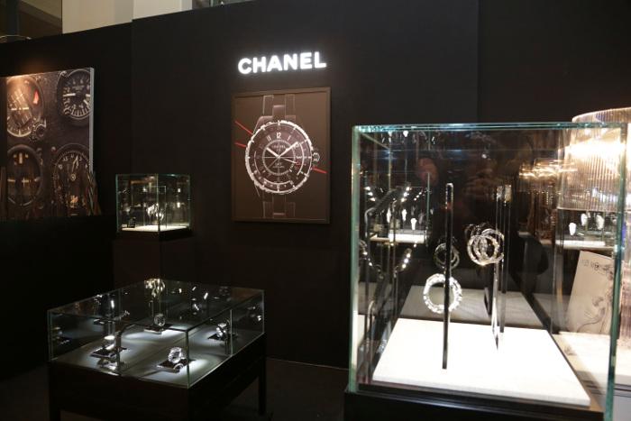 Chanel Salon Les montres
