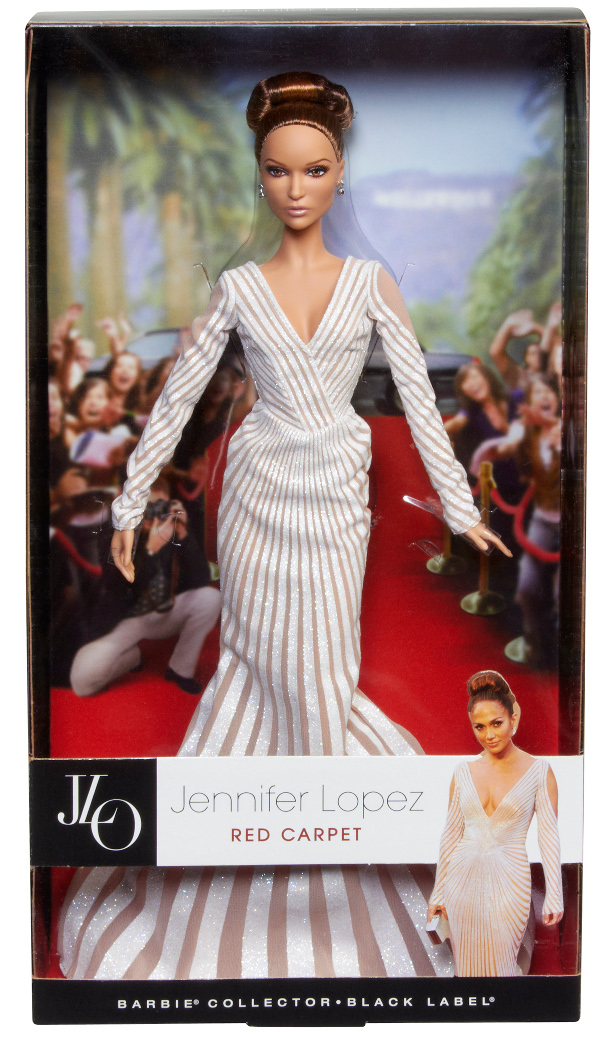 Jennifer Lopez en ZUHAIR MURAD