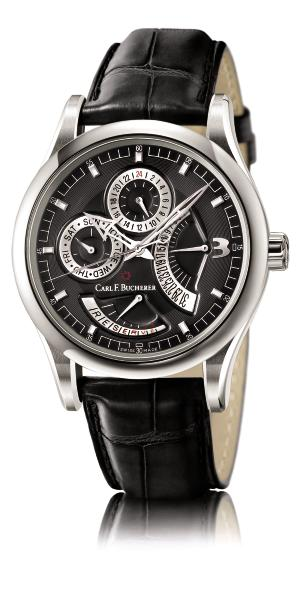 Manero Retrograde Carl F Bucherer