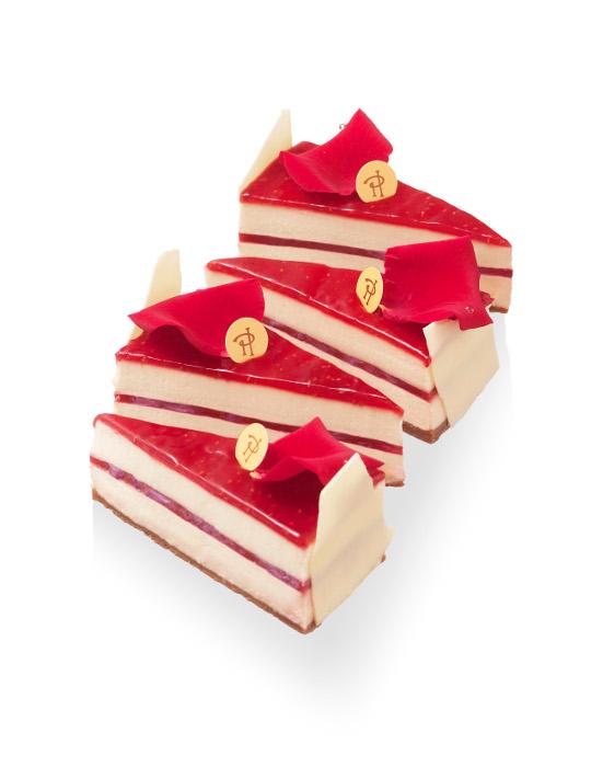cheese cake ispahan