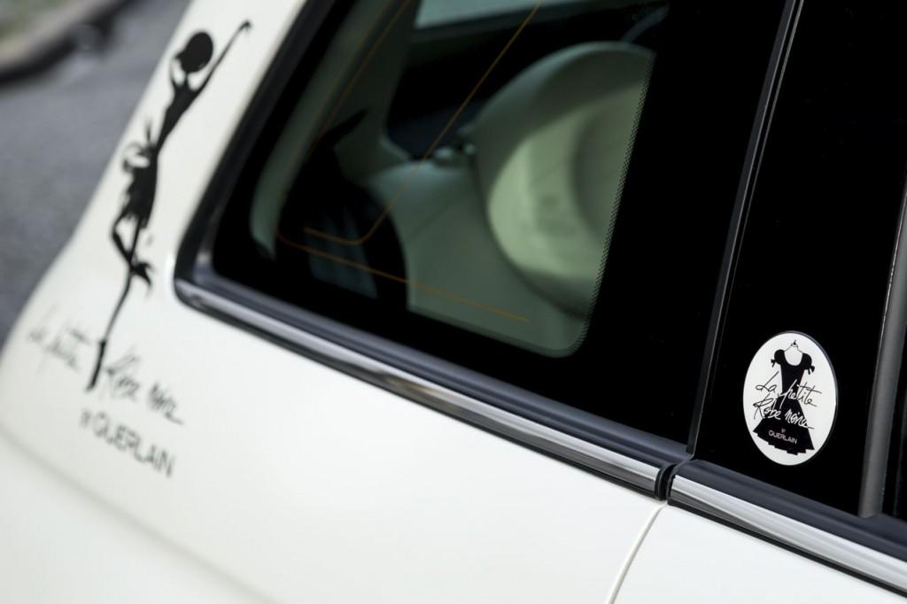 Fiat 500C La petite Robe noire