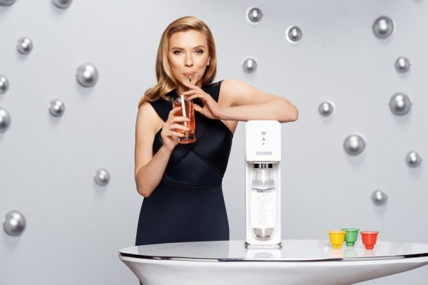 Photo by Mike Coppola/Getty Images for SodaStream