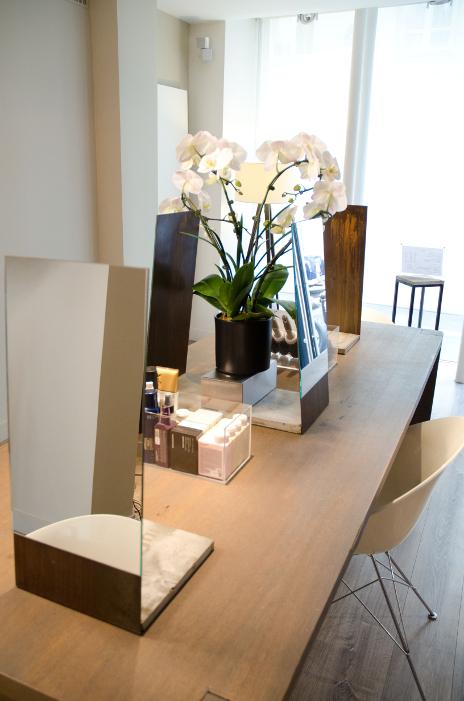 Table Coiffage Salon andrea soldano