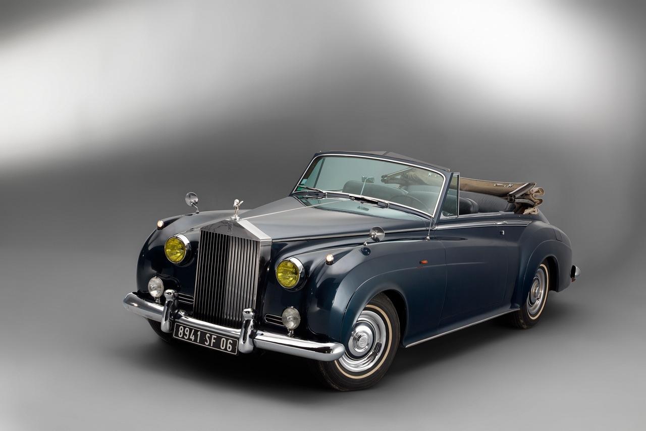 Rolls Royce Silver Cloud Cab 1