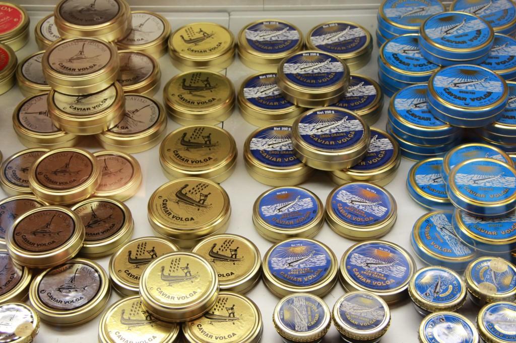 les caviars