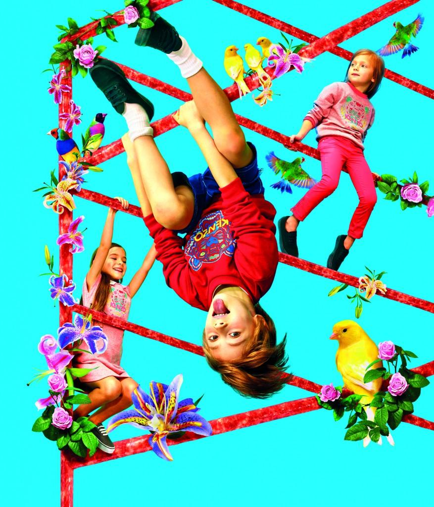 KENZO KIDS Acrobat_Kids
