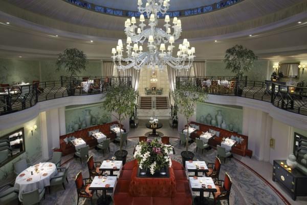 La Bauhinia - Soir - Shangri-La Hotel, Paris