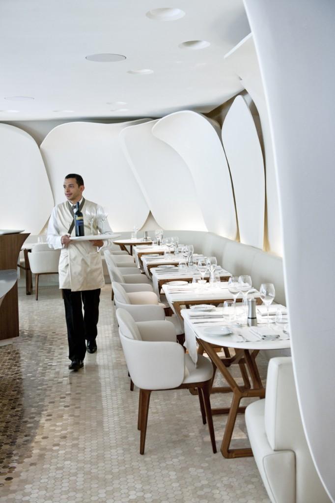 Mandarin Oriental, Paris - Restaurant Camelia
