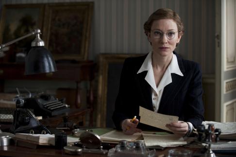 Cate Blanchett Monuments Men